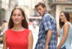 Почему мужчина любит двух женщин