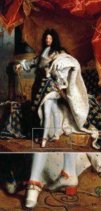 Король Франции Людовик XIV